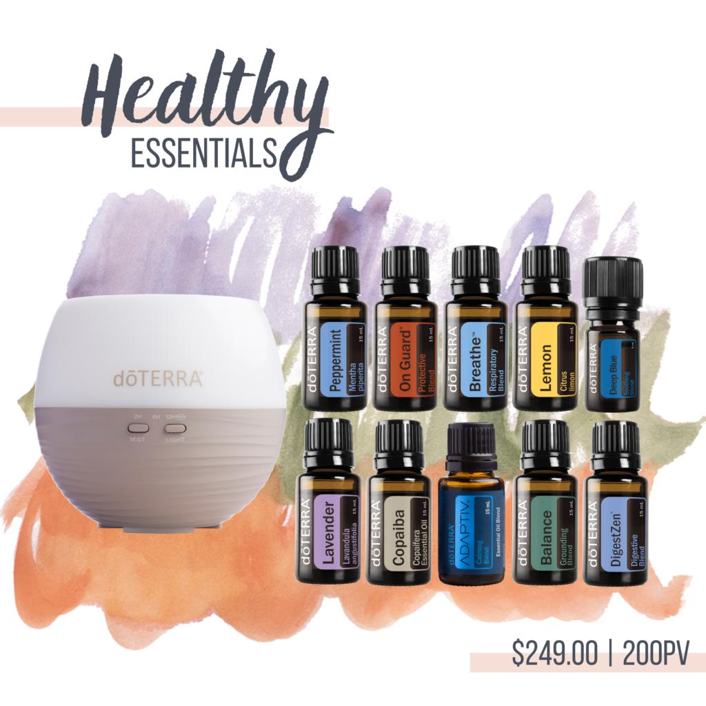 Healthy Essentials Starter Set